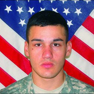 United States Army Private First Class Joshua A. R. Young