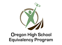 Oregon High School Equivalency Program logo