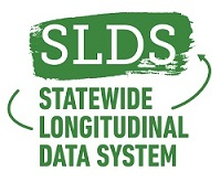Logo for Statewide Longitudinal Data System (SLDS)
