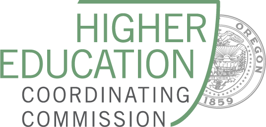 Higher Education Coordinating Commission Logo