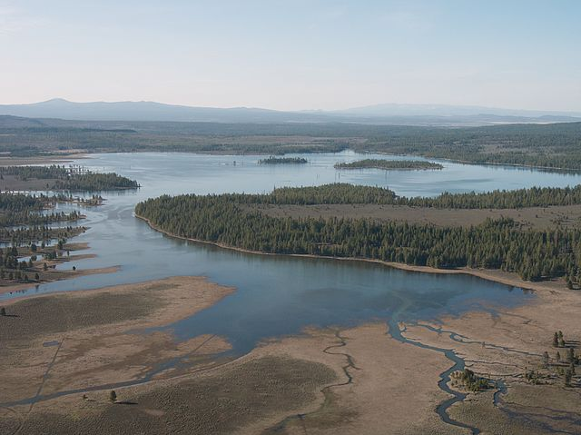 Thompson Reservoir, Oregon