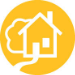 Icon for Housing & Stable Families (house)