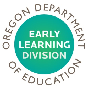 Oregon Department of Education Early Learning Division