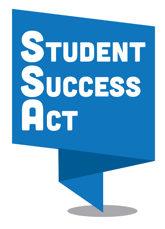 Student Success Logo and Social Media Graphics