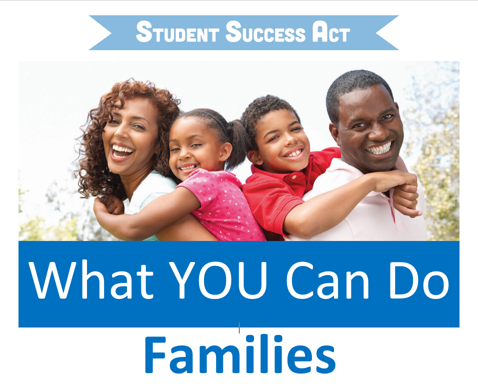What You Can Do: Families