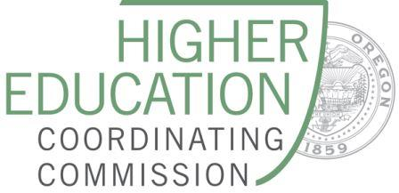 HigherEducationCoordinatingCommissionlogo