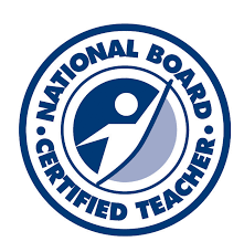National Board Certified Teacher logo