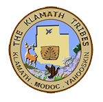 The Klamath Tribes Flag