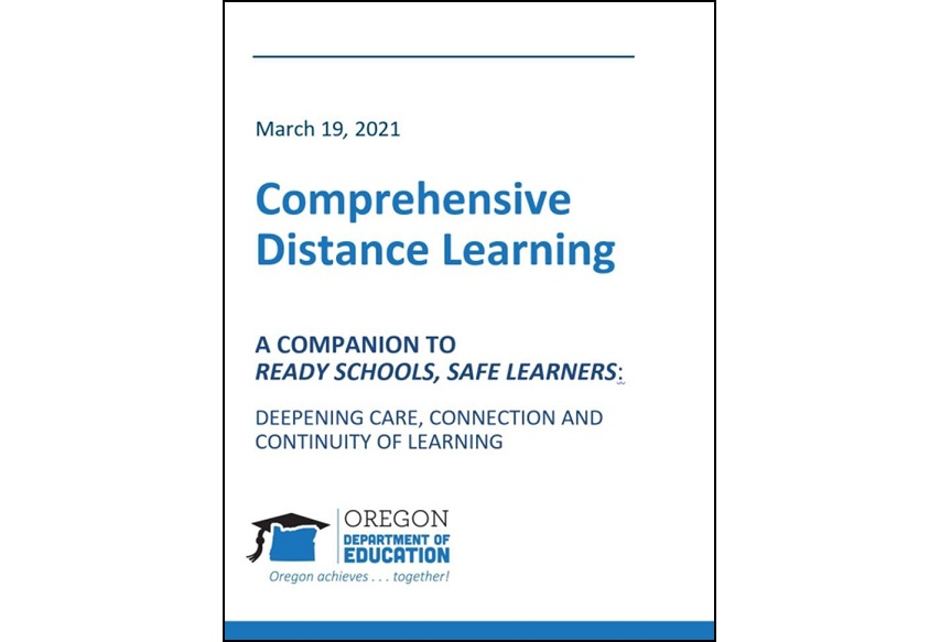 Comprehensive Distance Learning Guidance