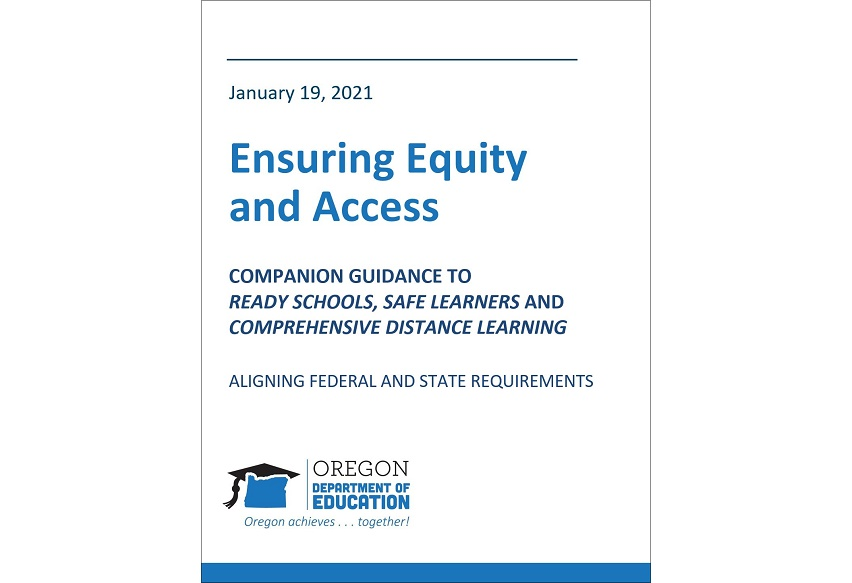 Ensuring Equity and Access Aligning State and Federal Requirements