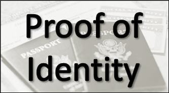 Proof of Identity