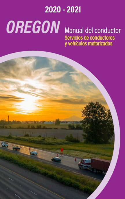 Spanish Driver manual cover