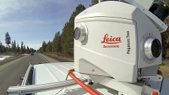ODOT's mobile scanning unit: Leica Pegasus:Two