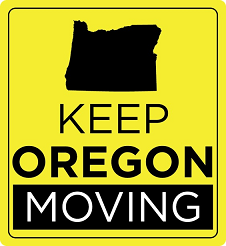 Keep Oregon Moving logo