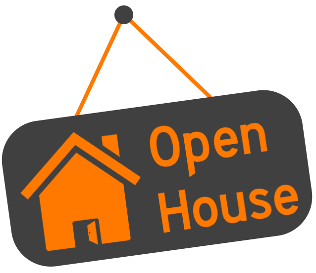 visit our online open house