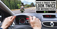 Photo of the Motorist Awareness Campaign Ad