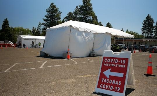Wasco County Vaccination Site