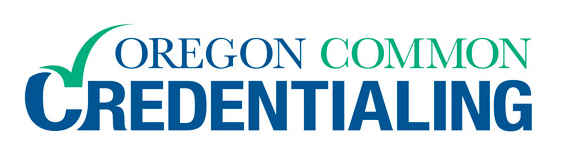 Oregon Common Credentialing