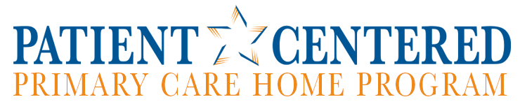 Patient-Centered Primary Care Home Program Logo