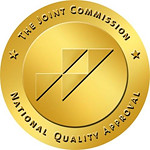 the Joint Commission's gold seal of approval