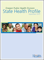 Report cover: State Health Profile
