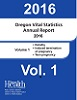 Vital Statistics Annual Report 2016