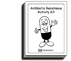 Cover of Antibiotic Resistance Activity Kit