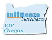 EIP Oregon Influenza Surveillance logo