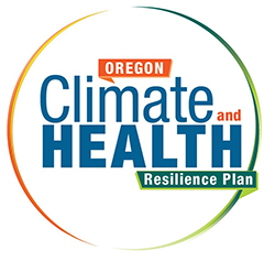 Climate and Health Resilience Plan logo