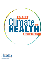 cover of Climate and Health Profile report
