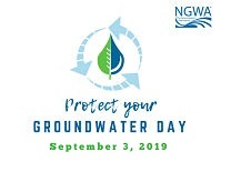 Protect your groundwater day logo