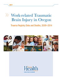 TBI report cover