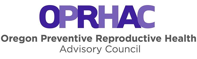 Oregon Health Authority : Quality Improvement : Reproductive