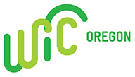 Oregon WIC logo color