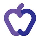WIC apple icon purple