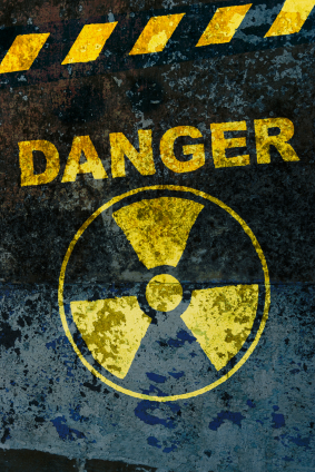 Image of danger sign