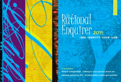 Coming Soon: April 2011 Rational Enquirer