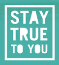 Stay True To You logo