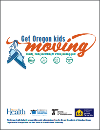 Cover: Get Oregon Kids Moving