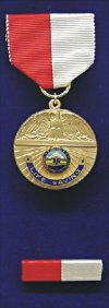 photo of award