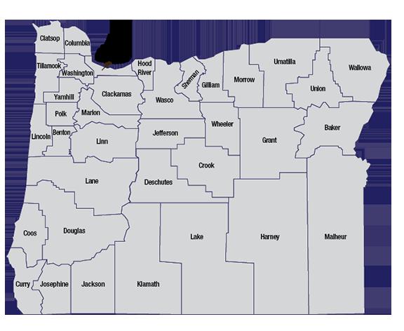 Oregon Health Authority : Local Public Health Authority ...