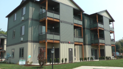 Photo: 2019 Cornerstone Apartments, First LIFT funded project