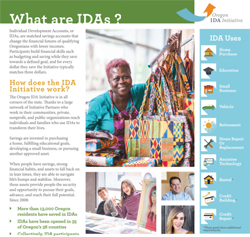 Image: What is Oregon Individual Development Account Initiative