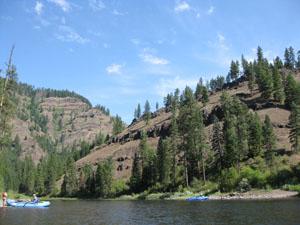 Grande Ronde State Scenic Waterway
