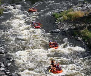 Klamath River, BLM photo