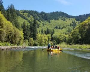 Nehalem River State Scenic Waterway