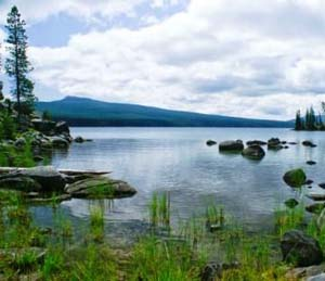 Waldo Lake State Scenic Waterway
