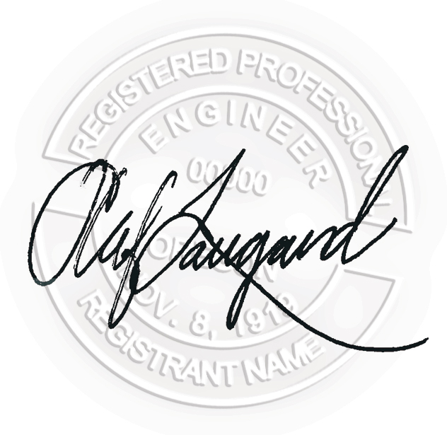 seal and signature