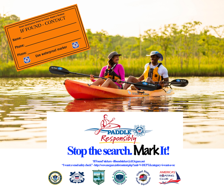 Oregon State Marine Board Nonmotorized Boating And Paddling Boater Info State Of Oregon