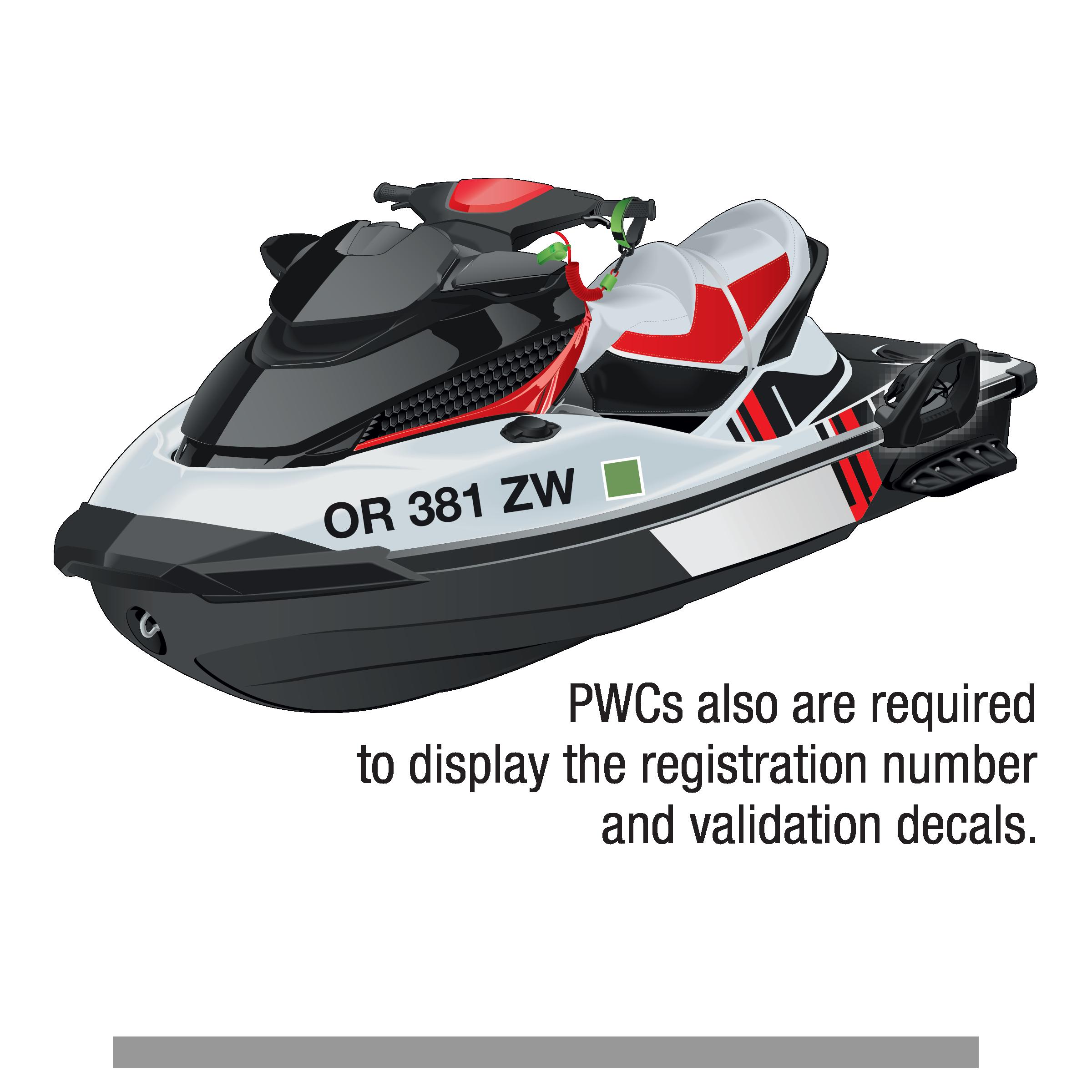 Oregon State Marine Board Personal Watercraft Boater Info
